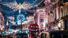 """""""Бульбашки з 3 сімей"""": які обмеження Британія послабить на час Різдва"""