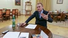 """Садовый прокомментировал отношения с Зеленским и """"помощь"""" его партии на выборах"""