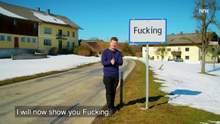 Деревня Fucking в Австрии таки сменит название – достали туристы: фото