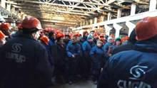 На окупованому Донбасі страйкують робітники заводу