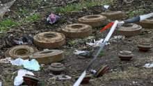 Автомобиль с пассажирами взорвался на мине в Азербайджане: есть жертвы