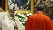 Папа Франциск призначив 13 нових кардиналів: чому це важливо
