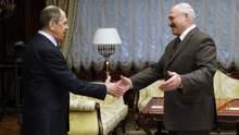 Заангажована окупація Білорусі: чому Лавров зачастив до Мінська?