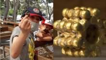 В Єрусалимі 9-річний хлопчик знайшов золоту прикрасу: їй 3 тисячі років