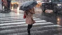 Сильный ветер, мокрый снег и гололед: где ждать ухудшения погоды