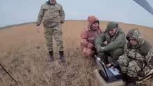 Російські найманці, готуючи диверсію на Донбасі, засвітили власні обличчя: фото, відео
