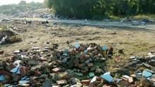 Экологическая опасность: мусорная свалка в Одесской области загрязнена химикатами