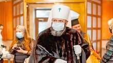 """""""Криваве жлобство"""": митрополита ПЦУ помітили на заходах у норковій шубі – фото"""