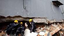 У Єгипті обвалився житловий будинок: 6 людей загинули