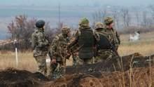 Бойовики цинічно стріляли біля Водяного з мінометів: український боєць отримав поранення