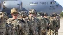 США уменьшают количество военных в Афганистане и Ираке до уровня 2001 года
