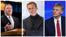 Упевнені в собі лідери не бояться опозиції, – Помпео про затримання Навального