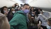 Навального затримали: яка Україні користь з цих подій в Росії