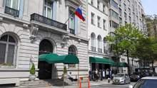 Американцы отключили российскому консульству в Нью-Йорке телефонную связь и интернет