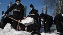 Аномальные снегопады в Испании: Мадрид снова объявили зоной бедствия – впечатляющее видео