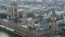 Ложный сигнал: в Вестминстерском дворце заявили, что пожара не было