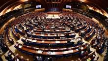 Сподіваються на діалог: у ПАРЄ пропонують відмовитись від санкцій проти Росії