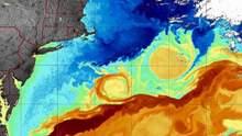 Усе через кліматичні зміни: швидкість Гольфстріму рекордно зменшилася
