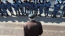 У Вірменії протести охопили резиденцію президента