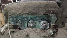 У Помпеях відкопали вцілілу стародавню колісницю: вражаючі фото й відео
