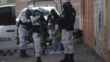В Мексике случилась массовая стрельба: 10 человек погибли