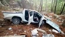 Полет в пропасть: в Турции в ДТП пострадали украинки