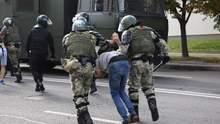В Беларуси ужесточили наказание за участие в протестах