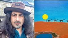 Захопився мистецтвом США: син бен Ладена став художником