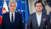 Скандальний жарт про Закарпаття: МЗС Словаччини вибачилося перед Україною