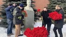 До могили йшли за списком: у Москві відзначили річницю смерті Сталіна – фото