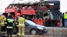 Кричали та кликали на допомогу, – постраждалі у ДТП у Польщі розповіли про трагедію
