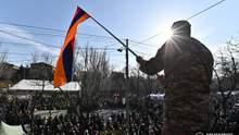 У Вірменії знову протестують проти Пашиняна: фото, відео