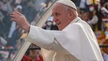 Женщины всегда были отважнее мужчин, – Папа Римский