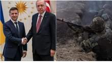 Главные новости 10 апреля: встреча Зеленского с Эрдоганом, ранение бойца ВСУ на Донбассе