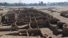 """В Єгипті знайшли """"загублене золоте місто"""", якому 3 тисячі років"""