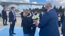 Президент Зеленский прибыл с визитом в Турцию