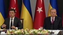 Зустріч тривала 3 години: про що домовилися Зеленський та Ердоган – відео