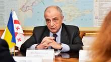 В Украину вернут действующего посла Грузии