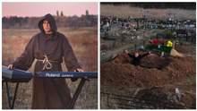 Выпрыгивал из могилы: в Харькове тиктокер устроил вечеринку на кладбище – возмутительное видео