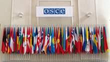 Країни ОБСЄ засудили поведінку Росії на кордоні з Україною