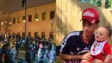 Выстрелил полицейский в США вспыхнули масштабные беспорядки после убийства афроамериканца