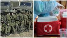 Головні новини 12 квітня: агресія Росії зростає, стартувала вакцинація препаратом Sinovac