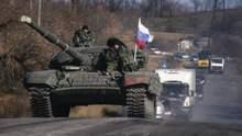 На восточной границе Украины сконцентрировалось 40 тысяч российских военных, – Мендель