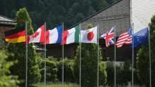 Країни G7 закликають Росію припинити провокації біля кордонів України