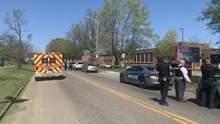Стрельба в школе в США: есть жертва, ранен полицейский
