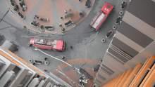 Пожежа в житловому комплексі в центрі Одеси: горів офіс на 24 поверсі – відео