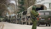Російські військові в Криму перебувають у посиленій готовності, – Ташева