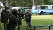 У границ с Россией: СБУ начинает масштабные антитеррористические учения на Харьковщине