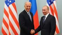 Може відбутися влітку: у Білому домі сказали, що рано говорити про зустріч Байдена і Путіна