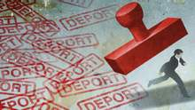 Санкции против контрабандистов: правительство готовит депортацию 3 бывших граждан Украины, – СМИ